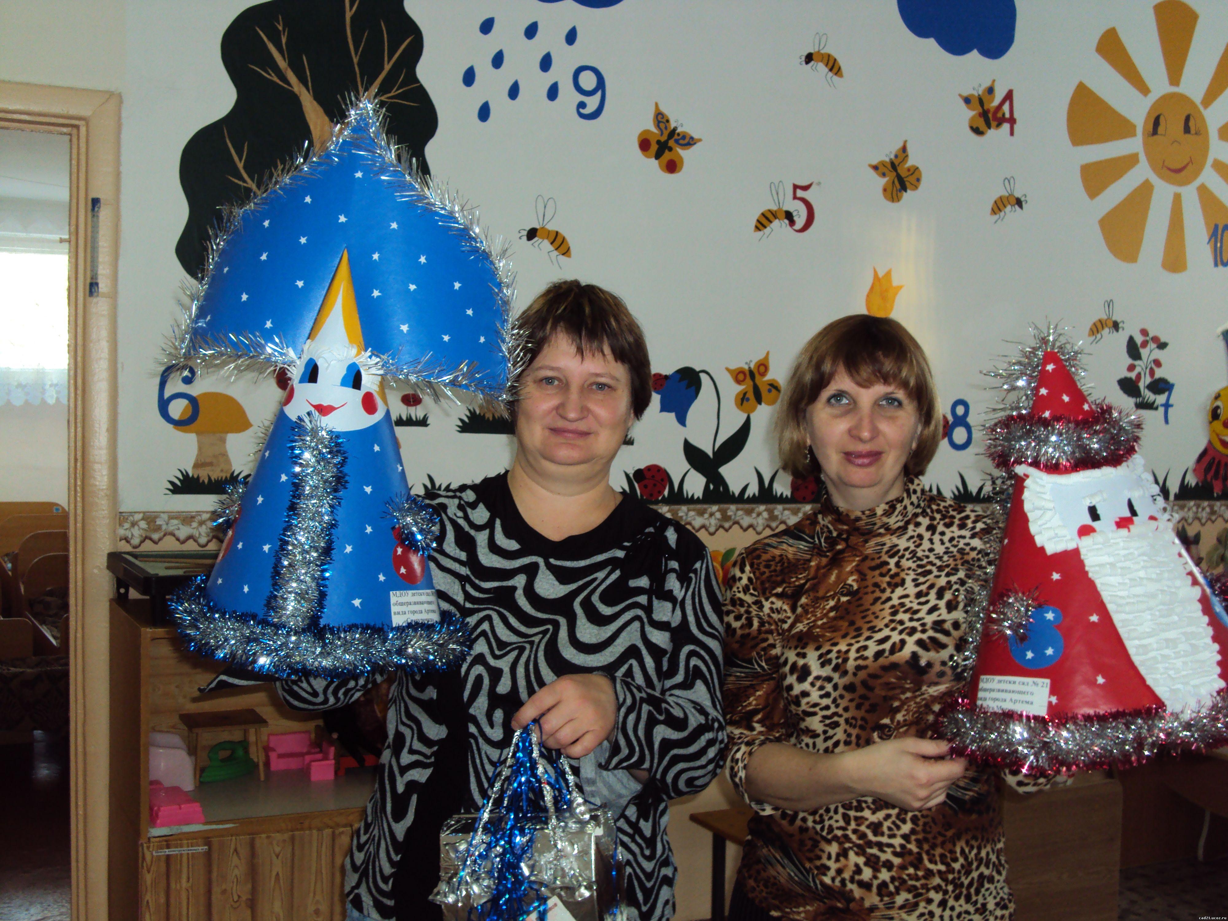 Игрушки на елку в детский сад своими руками фото